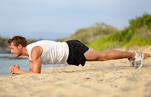 Core Strength for Spine