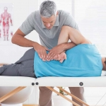 Lower Spine Chiropractic Adjustment